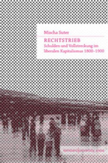 eBook Rechtstrieb Cover