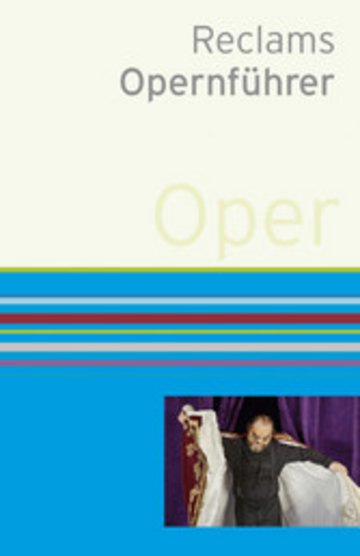 eBook Reclams Opernführer Cover