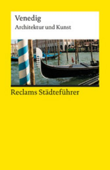 eBook Reclams Städteführer Venedig Cover