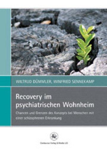 eBook Recovery im psychiatrischen Wohnheim Cover