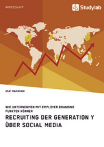 eBook Recruiting der Generation Y über Social Media Cover