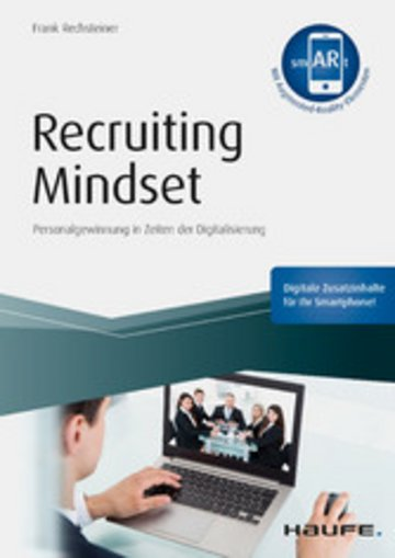 eBook Recruiting Mindset - inkl. Augmented-Reality-App Cover