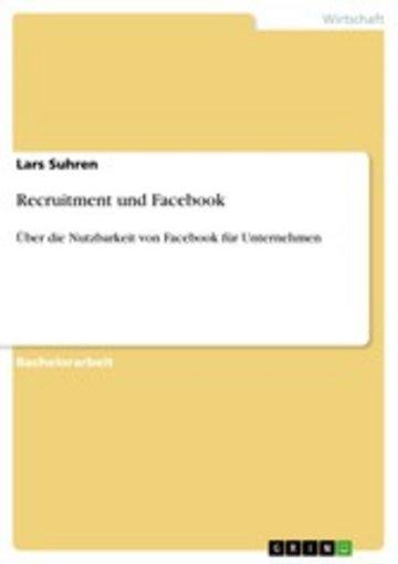 eBook Recruitment und Facebook Cover