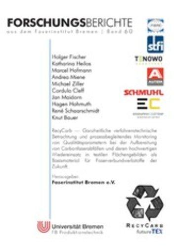eBook RecyCarb Cover