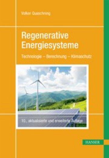 eBook Regenerative Energiesysteme Cover