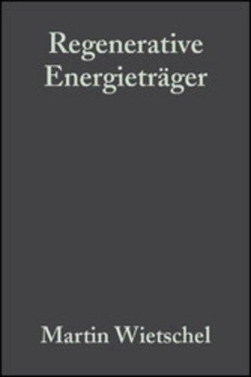 eBook Regenerative Energieträger Cover