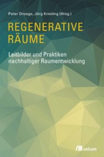 eBook Regenerative Räume Cover