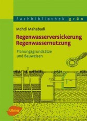 eBook Regenwasserversickerung, Regenwassernutzung Cover