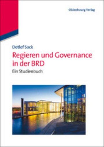 eBook Regieren und Governance in der BRD Cover