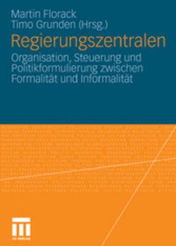 eBook Regierungszentralen Cover