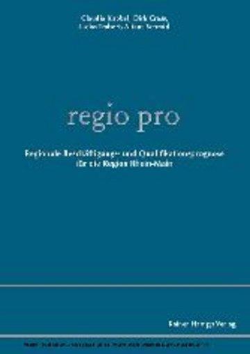 eBook regio pro Cover