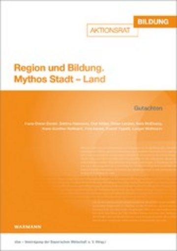 eBook Region und Bildung Cover