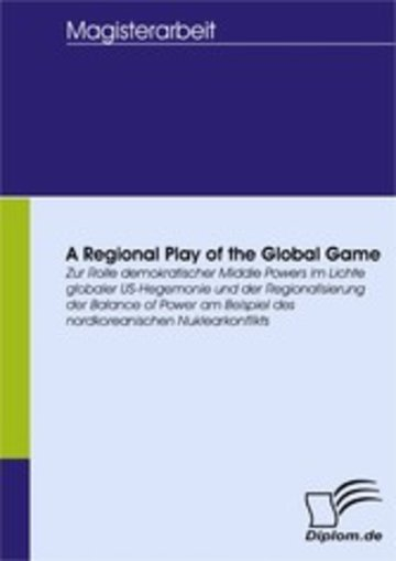 eBook A Regional Play of the Global Game Cover