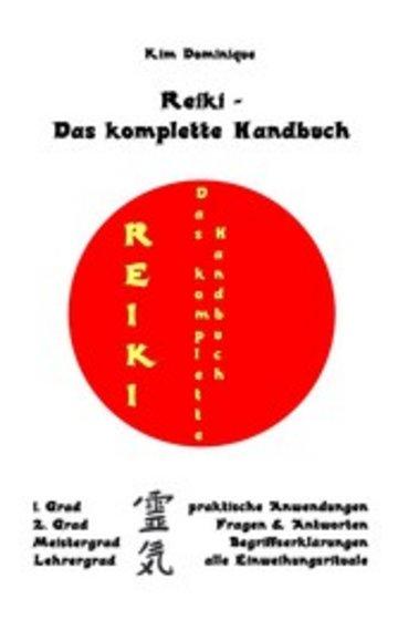 eBook Reiki - Das komplette Handbuch Cover