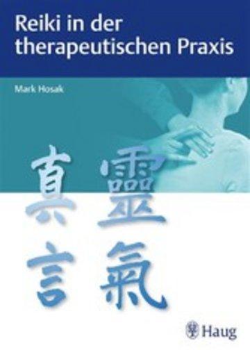 eBook Reiki in der therapeutischen Praxis Cover