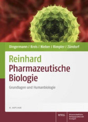 eBook Reinhard Pharmazeutische Biologie Cover