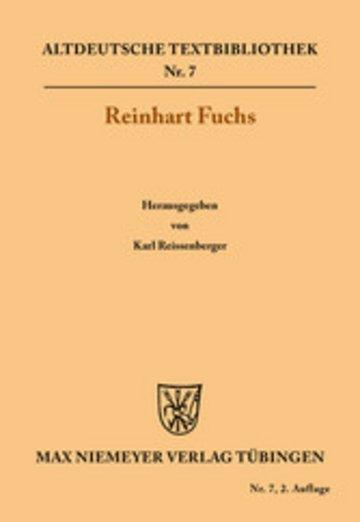 eBook Reinhart Fuchs Cover