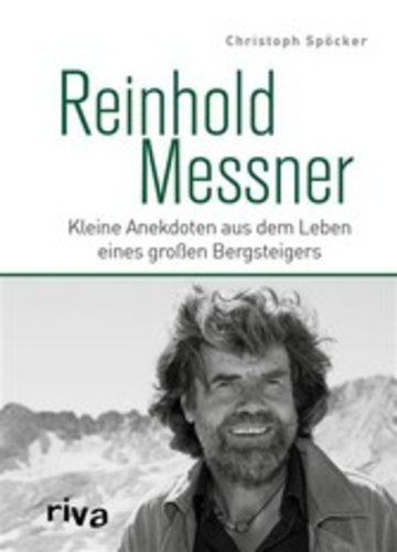 eBook Reinhold Messner Cover