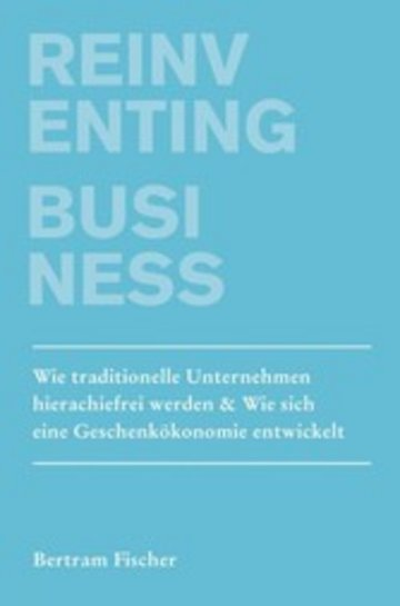 eBook Reinventing Business Cover