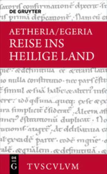 eBook Reise ins Heilige Land Cover