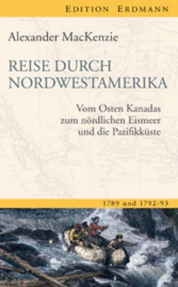eBook Reise durch Nordwestamerika Cover