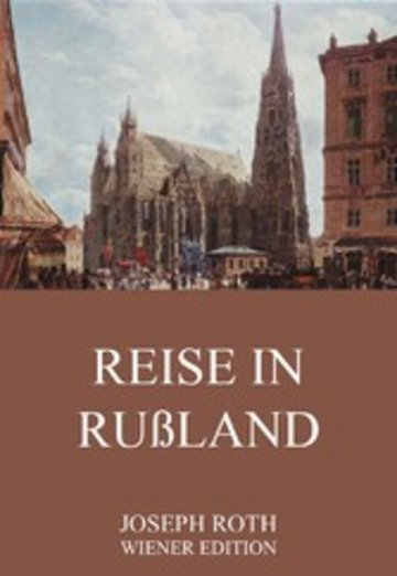 eBook Reise in Rußland Cover