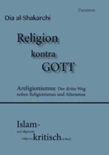 eBook Religion contra Gott Cover