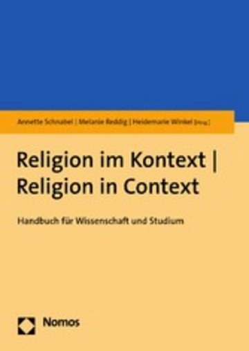 eBook Religion im Kontext | Religion in Context Cover