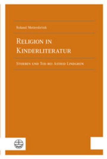 eBook Religion in Kinderliteratur Cover