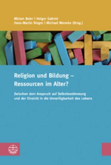 eBook Religion und Bildung - Ressourcen im Alter? Cover