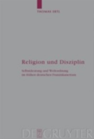 eBook Religion und Disziplin Cover