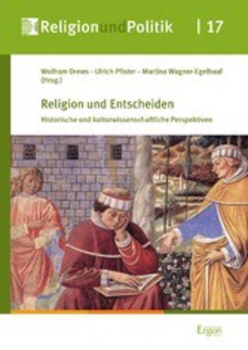 eBook Religion und Entscheiden Cover