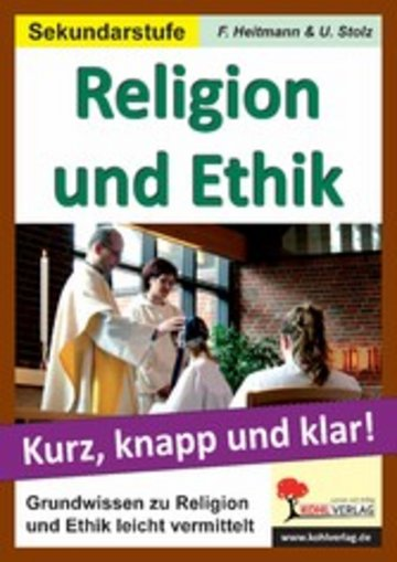 eBook Religion und Ethik Cover