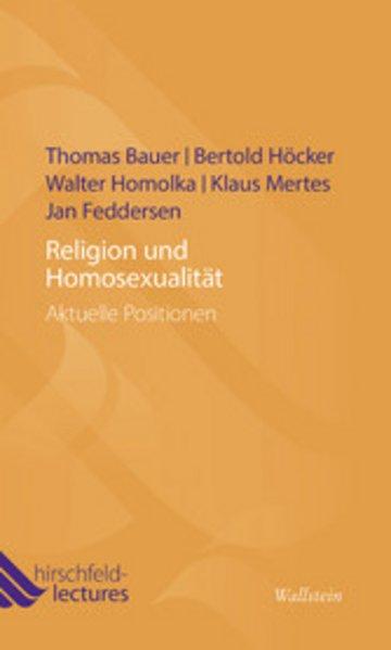eBook Religion und Homosexualität Cover