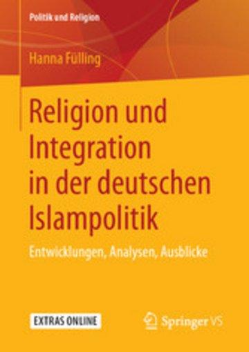 eBook Religion und Integration in der deutschen Islampolitik Cover
