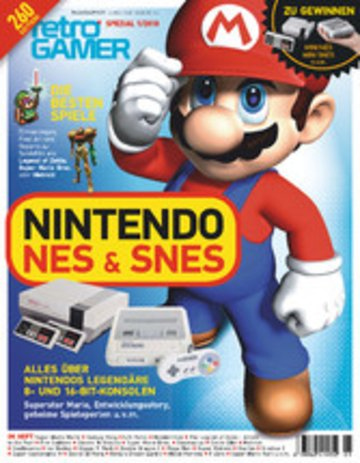 eBook Retro Gamer Spezial 1/2018 - Nintendo NES & SNES