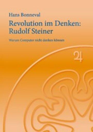 eBook Revolution im Denken: Rudolf Steiner Cover