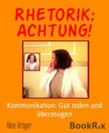 eBook Rhetorik: Achtung! Cover