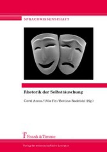eBook Rhetorik der Selbsttäuschung Cover