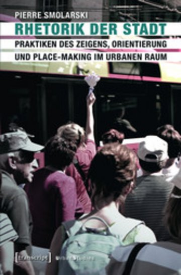 eBook Rhetorik der Stadt Cover
