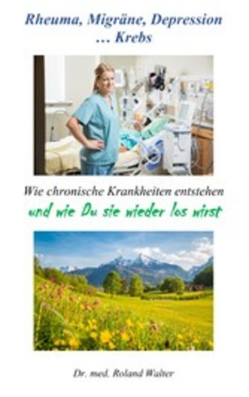 eBook Rheuma, Migräne, Depression ... Krebs Cover