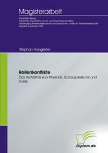eBook Rollenkonflikte Cover