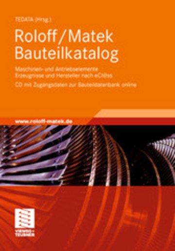 eBook Roloff/Matek Bauteilkatalog Cover