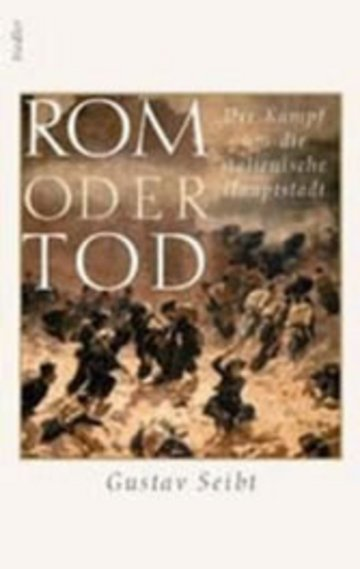 eBook Rom oder Tod Cover