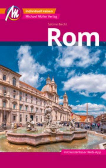 eBook Rom Reiseführer Michael Müller Verlag Cover