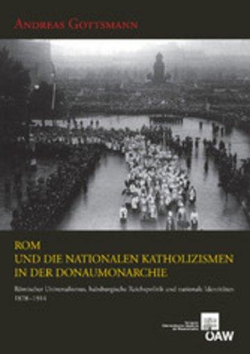 eBook Rom und die nationalen Katholizismenin der Donaumonarchie Cover