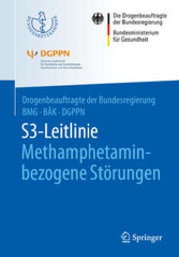 eBook S3-Leitlinie Methamphetamin-bezogene Störungen Cover