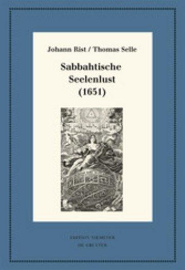 eBook Sabbahtische Seelenlust (1651) Cover