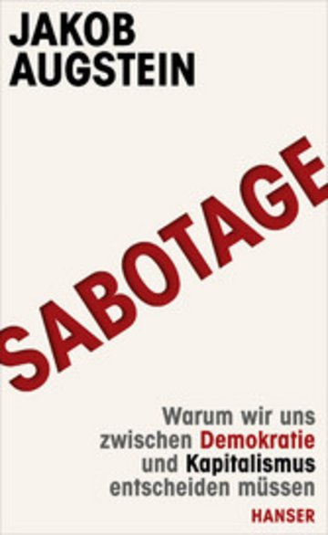 eBook SABOTAGE Cover