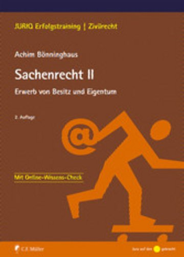 eBook Sachenrecht II Cover